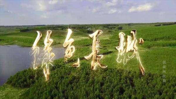 国家林业局发布东道国宣传片:《防治荒漠化 中国在行动》