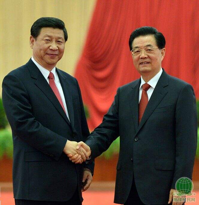 习近平:胡锦涛等带头离开领导岗位体现高风亮节
