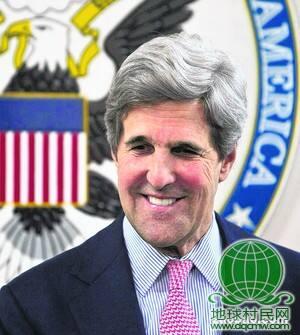 接替希拉莉 奥巴马将提名克里出任国务卿