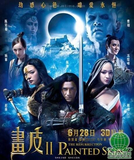 """2012年电影票房前十名 国产片""""泰囧""""撑门面"""