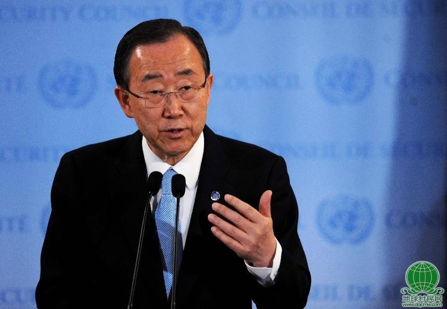 联合国现任秘书长潘基文先生