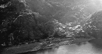 江西龙虎山无蚊村 清净自然山水间(美丽中国·寻找最美乡村)