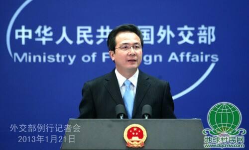 """外交部回应""""中国应准备为钓鱼岛一战""""说法"""