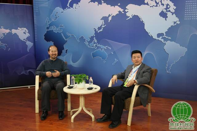 两会专访:全国政协委员腾格尔(让民族音乐唱响世界)(二)