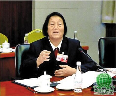 84岁申奶奶连任12届人大代表