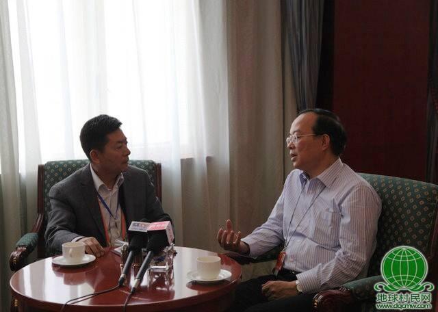 韩雄亮专访:十二届全国人大代表马逢国先生