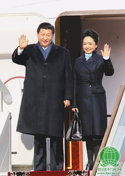 习近平主席同普京总统会谈