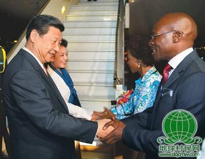 习近平开始对南非进行国事访问 并出席金砖国家领导人第五次会晤