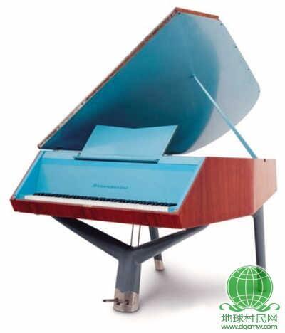 钢琴椅子折纸步骤