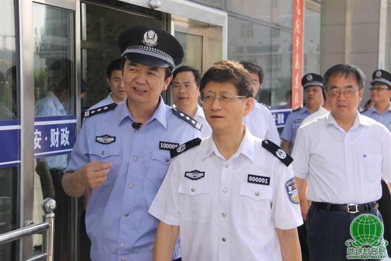 平安高原守护神 ——记全国特级优秀人民警察刘杰和他的战友们