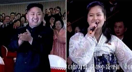 韩媒:金正恩旧恋人涉嫌拍摄淫秽视频被枪决(图)