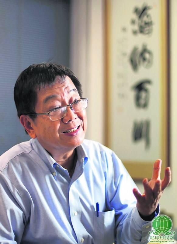 华文报集团总编辑林任君: 东风漫天扑面来