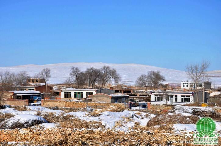 塞北乡村--别具一格的原生态