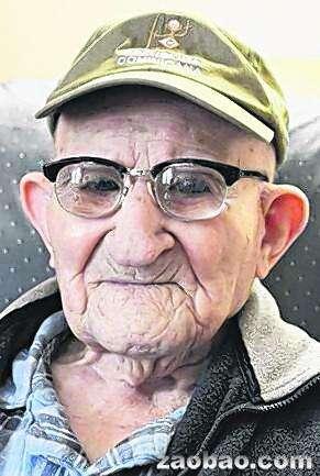 世界最年长男子112岁去世