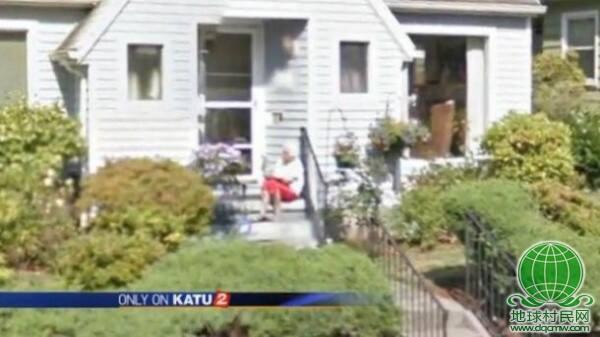 美一男子在谷歌街景图中看到去世祖母留下的最后一个画面