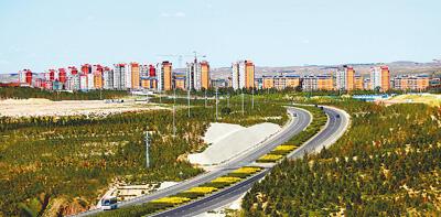 """鄂尔多斯 让百姓幸福体面有尊严 ——以民为本构建""""幸福城市""""纪实"""