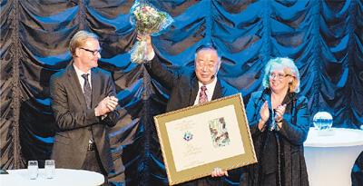 秦大河获世界最具影响环境奖 首颁中国科学家,肯定中国环保工作