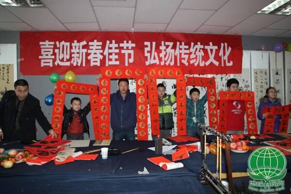 阴山书画社:弘扬中国传统民族文化  激发学生书法艺术潜能