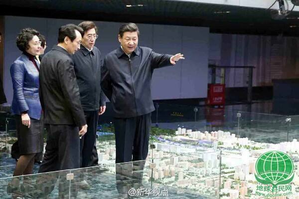 习近平:把北京建成国际一流的宜居之都