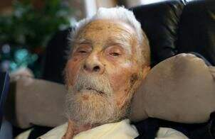 世界上最年长男子去世 终年111岁