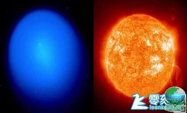 太阳不一定是太阳系内最大的天体