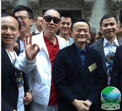 马云跻身中国新首富 身价约为王健林2倍