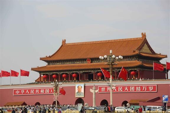 见证中国首都第一个烈士纪念日