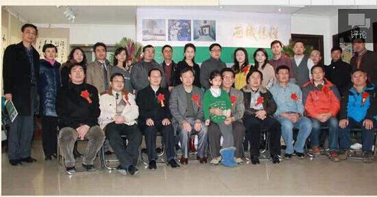 西域情怀—新疆画家美术书法作品展在京开幕