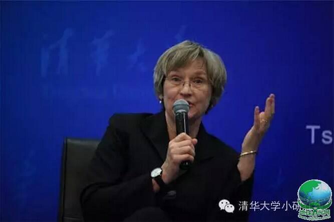 哈佛大学首任女校长今天在清华讲了啥