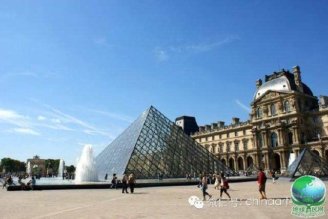 280多张照片!线上最全的卢浮宫