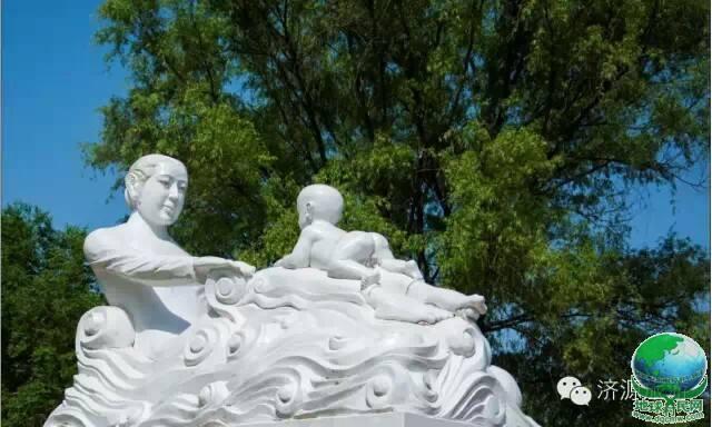 首届黄河小浪底(济源)中华母亲节开幕