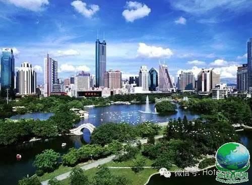 2015中国最美丽城市排行榜发布,有你的家乡么