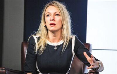 俄外交部首位女发言人懂中文