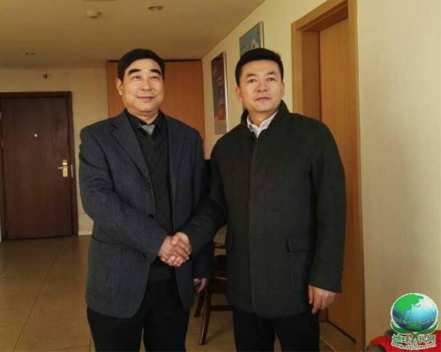 北京市生态文明工程研究院与世界生态文明发展研究院达成战略合作伙伴