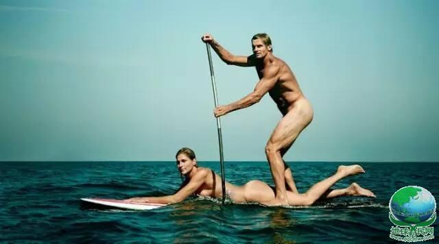 别举报,这是世界上最健康的裸照!