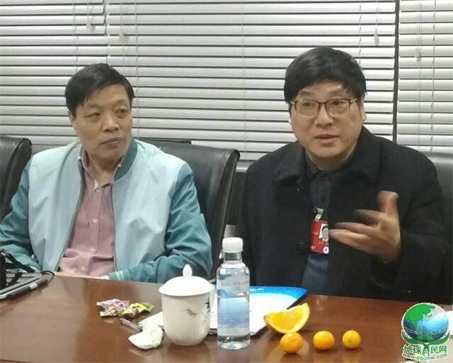 全国政协委员亲临世界物联网大会北京总部考察调研