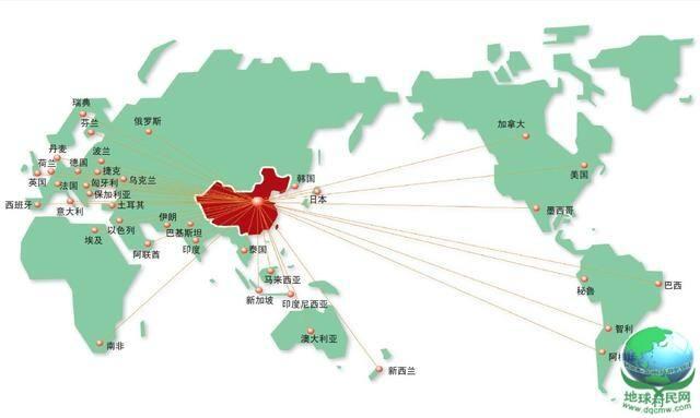 全球华人移民数量排行榜,美国吵得这么热闹,双榜前三都没进去