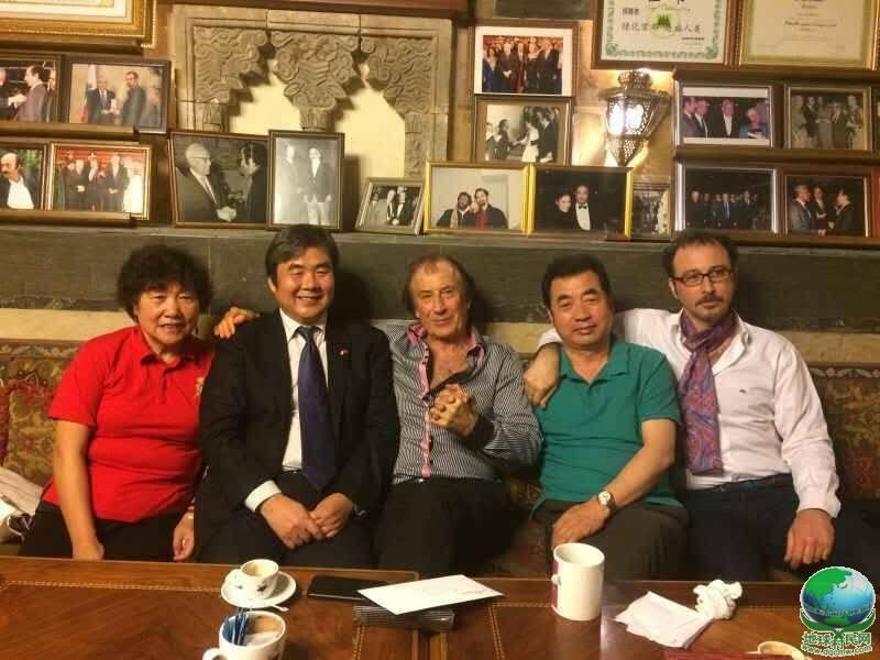 内蒙古东方民族艺术团赴黎巴嫩两国共同打造舞剧《丝绸古道》