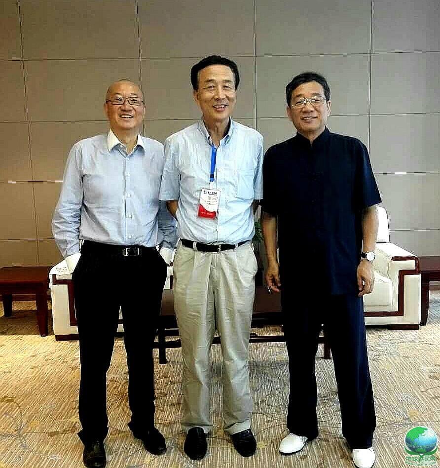 民企布道者商界思想家冯仑 与郭凡生、李岳清侃了些啥?