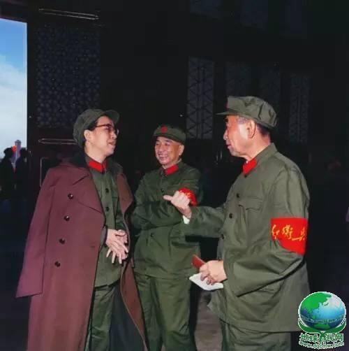 江青,林彪等人的彩色照片,你绝没有见过!