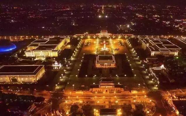 亚洲雄风看北京,北京首都惊艳世界!